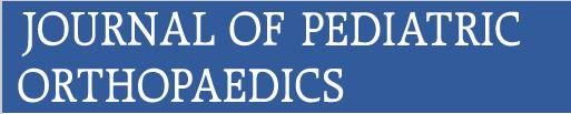 Pediatric Orthopedic Team Argues for Use of Sanders