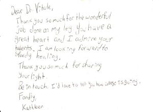 Kathleen Thank You