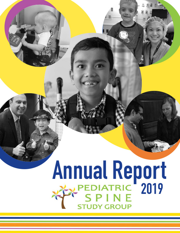 Pediatric Spine Study Group-PSSG-Annual Report 2019